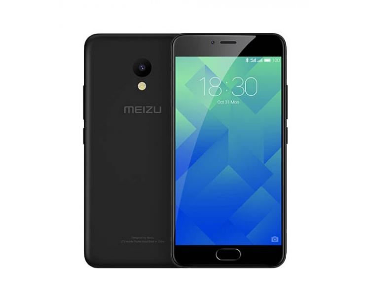 "Meizu M5 - 4G 5.2 3GB RAM 32GB ROM 13 MP Zwart "" Meizu - 1"