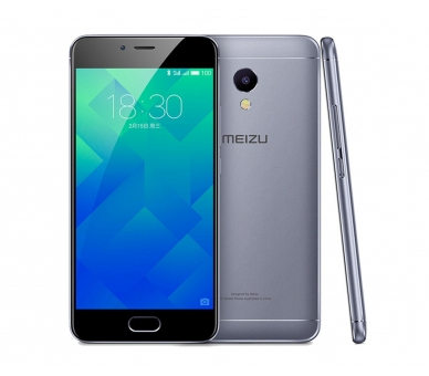"Meizu M5s M5 SM 5 S - 5.2 Octa-Core A53 1.3 GHz 16GB 3GB Grijs "" Meizu - 2"