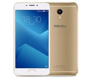 Meizu M5 Note 5 3G RAM 16G ROM 4000mAh 4G LTE Dorado Oro