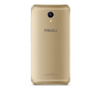 Meizu M5 Note 5 3G RAM 16G ROM 4000 mAh 4G LTE Goud Goud Meizu - 2