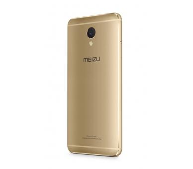 Meizu M5 Note 5 3G RAM 16G ROM 4000mAh 4G LTE Dorado Oro Meizu - 3