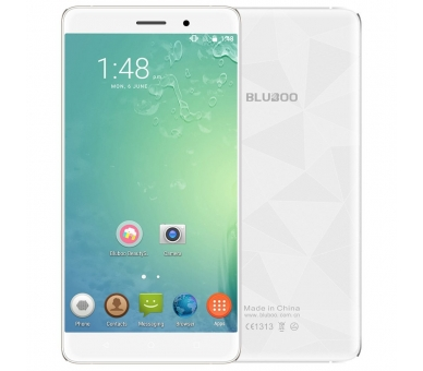 Bluboo Maya | White | 16GB | Refurbished | Grade New BLUBOO - 1
