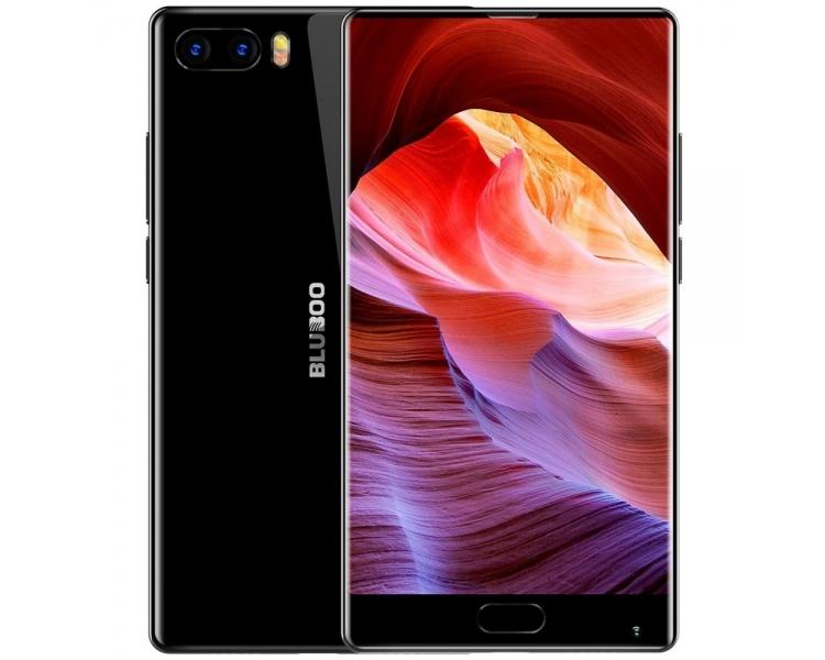 """Bluboo S1 5.5"""" FHD Bezeless 4GB 64GB Huellas DualCam 13MPX 4G BLUBOO - 1"""