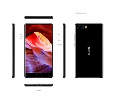 """Bluboo S1 5.5"""" FHD Bezeless 4GB 64GB Huellas DualCam 13MPX 4G BLUBOO - 3"""