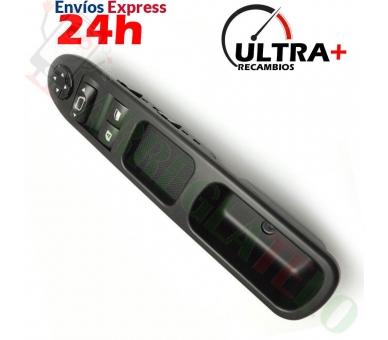 Botonera elevalunas interruptor boton espejos PEUGEOT 207 C3 PICASSO dos puertas ULTRA+ - 1