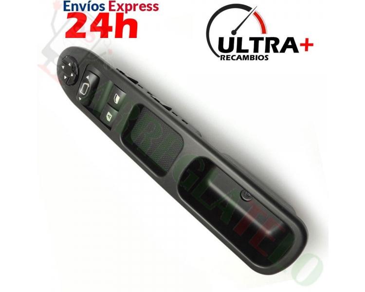 Raamopener knop schakelaar knop voor spiegels PEUGEOT 207 C3 PICASSO twee deuren ARREGLATELO - 1