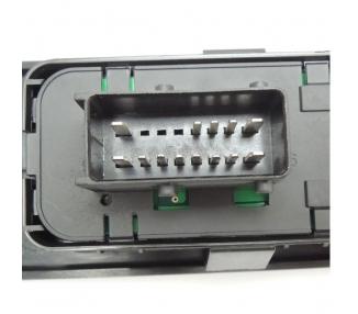 Przycisk włącznika podnośnika szyby do lusterek PEUGEOT 207 C3 PICASSO dwoje drzwi