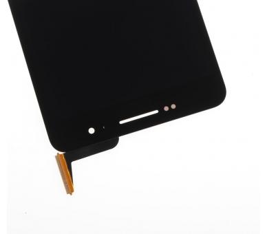 Volledig scherm voor Asus Zenfone 6 A600CG Zwart Zwart FIX IT - 3