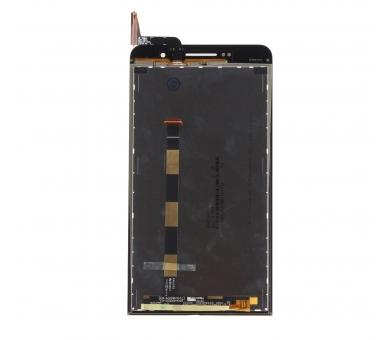 Volledig scherm voor Asus Zenfone 6 A600CG Zwart Zwart FIX IT - 8