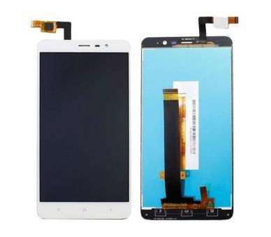 Volledig scherm voor Xiaomi Redmi Note 3 SE Wit Wit FIX IT - 1