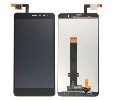 Display For Xiaomi Redmi Note 3 SE, Color Black ARREGLATELO - 1