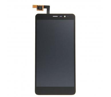 Display For Xiaomi Redmi Note 3 SE, Color Black ARREGLATELO - 4