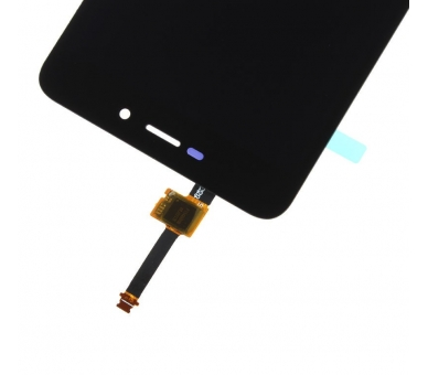 Display For Xiaomi Redmi 4A, Color Black ARREGLATELO - 2