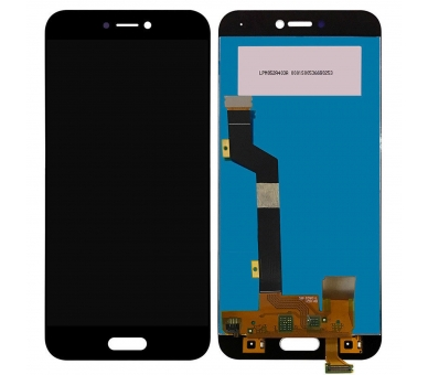 Display For Xiaomi Mi 5C, Color Black ARREGLATELO - 1