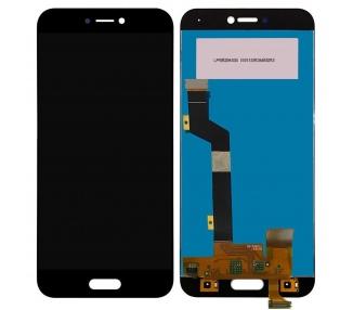 Pełny ekran dla Xiaomi Mi5C Mi 5C Czarny Czarny