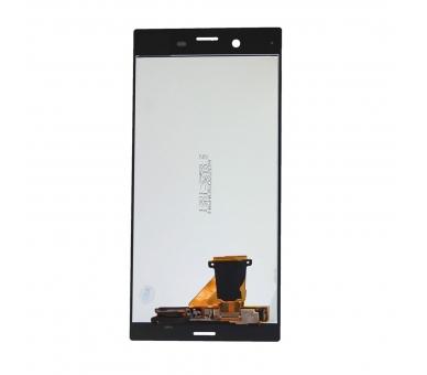 Volledig scherm voor Sony Xperia XZ F8331 F8332 Zwart Zwart FIX IT - 2