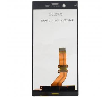 Volledig scherm voor Sony Xperia XZ F8331 F8332 Zilver Wit FIX IT - 2