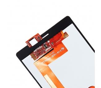 Pantalla Completa para Sony Xperia M4 AQUA E2303 E2306 E2353 Negro Negra ARREGLATELO - 2