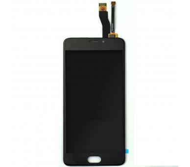 Volledig scherm voor Meizu M5 Note Black Black FIX IT - 2