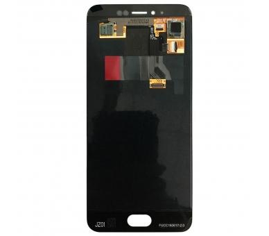 Volledig scherm voor Meizu MX6 Black Black FIX IT - 4