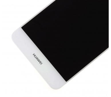 Volledig scherm voor Huawei P10 Lite Wit Wit FIX IT - 7