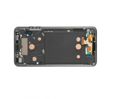 Origineel volledig scherm met frame voor LG G6 H870 Zwart Zwart LG - 4