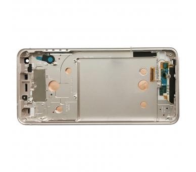 Display For LG G6, Color Gold, With Frame ARREGLATELO - 4