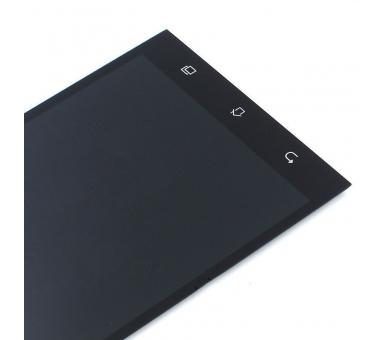Display For Asus Zenfone Max, Color Black ARREGLATELO - 2
