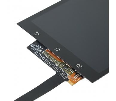 Volledig scherm voor Asus ZENFONE 2 ZE551ML Zwart Zwart FIX IT - 6