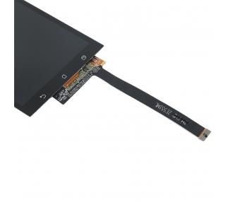 Pełny ekran dla Asus ZENFONE 2 ZE551ML Czarny Czarny