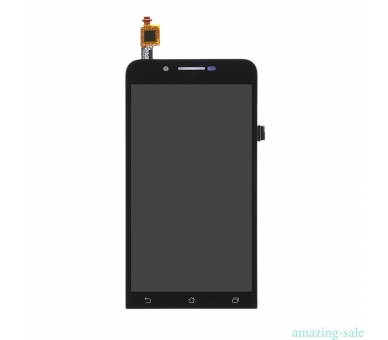 Display For Asus Zenfone GO, Color Black ARREGLATELO - 2