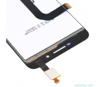 Display For Asus Zenfone GO, Color Black
