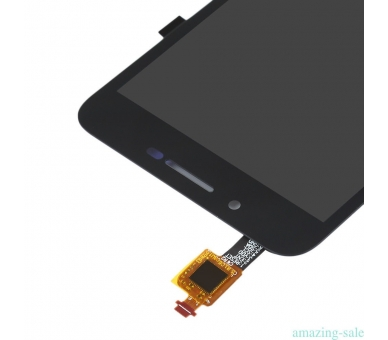 Display For Asus Zenfone GO, Color Black ARREGLATELO - 6