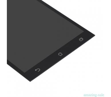 Volledig scherm voor Asus ZENFONE GO ZC500TG Zwart Zwart FIX IT - 7