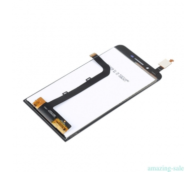 Display For Asus Zenfone GO, Color Black ARREGLATELO - 8