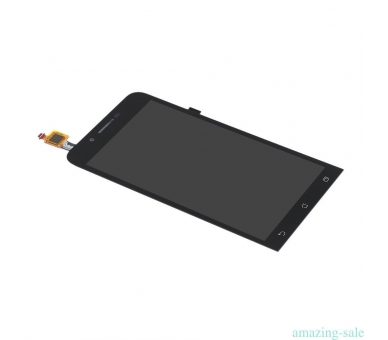 Display For Asus Zenfone GO, Color Black ARREGLATELO - 9