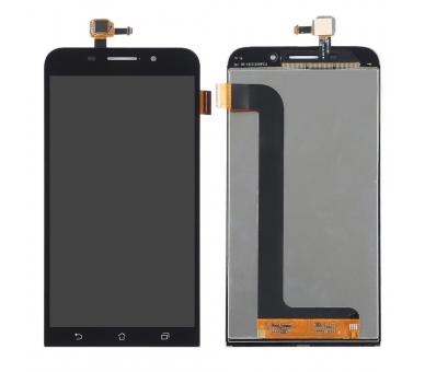 Display For Asus Zenfone Max, Color Black ARREGLATELO - 1