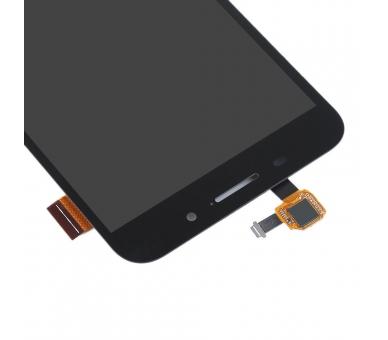 Display For Asus Zenfone Max, Color Black ARREGLATELO - 4