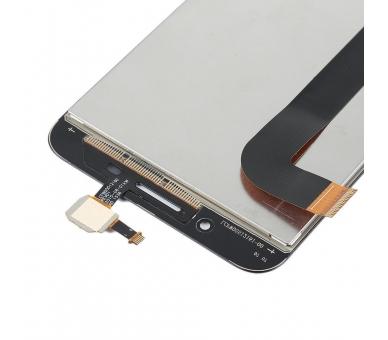 Display For Asus Zenfone Max, Color Black ARREGLATELO - 6