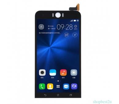 Volledig scherm voor Asus ZenFone Selfie ZD551KL Zwart Zwart FIX IT - 3