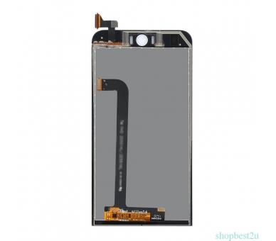Volledig scherm voor Asus ZenFone Selfie ZD551KL Zwart Zwart FIX IT - 4