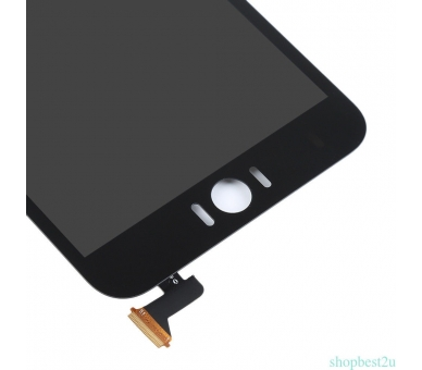 Volledig scherm voor Asus ZenFone Selfie ZD551KL Zwart Zwart FIX IT - 6