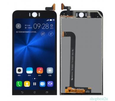 Pełny ekran dla Asus ZenFone Selfie ZD551KL Czarny Czarny ARREGLATELO - 1