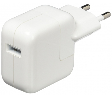 APPLE 12W MD836ZM/A Charger Boxed - Color White Apple - 1