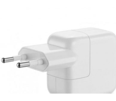 APPLE 12W MD836ZM/A Charger Boxed - Color White Apple - 2