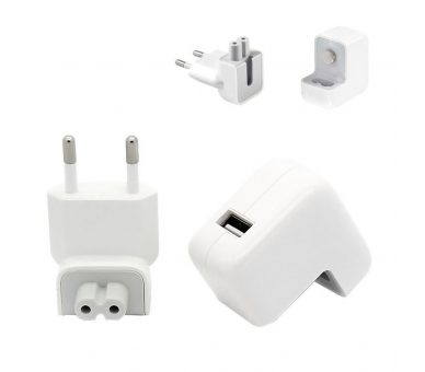APPLE 12W MD836ZM/A Charger Boxed - Color White Apple - 3