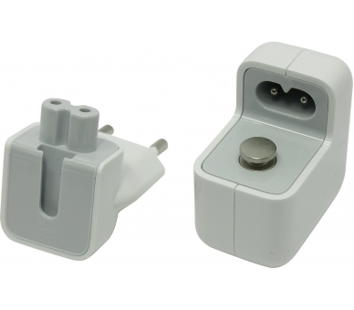 APPLE 12W MD836ZM/A Charger Boxed - Color White Apple - 4