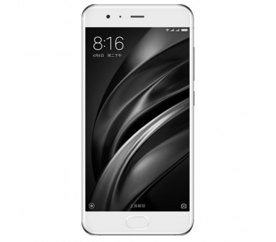 Xiaomi MI6 , 6GB RAM + 64GB ROM, Blanco ROM OFICIAL EN ESPANOL Xiaomi - 4