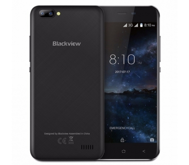 Blackview A7 | Black | 8GB | Refurbished | Grade New Blackview - 5