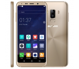 """Bluboo S8 5.7 Dual Camara, Android 7.0 3GB RAM 32GB ROM MTK6"""" BLUBOO - 1"""